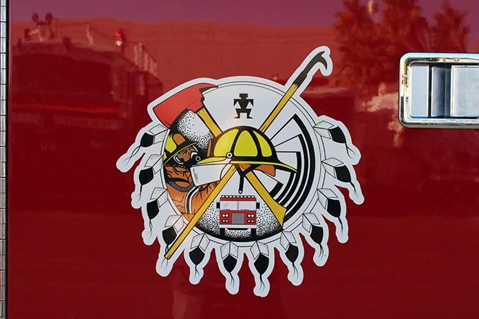 Tohono O Odham Nation 1998 Pierce Saber Refurbishment