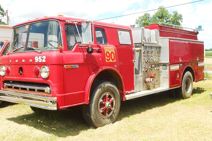 1979 Howe-Ford F10 Pumper For Sale