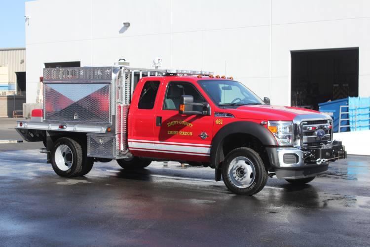 1311 Emery County - Rebel Type 6 Brush Truck