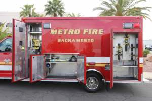 q-1349-Sacramento-Metropolitan-Fire-District-2005-Ford-Medtec-Ambulance-Remount-12