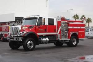 Wickenburg Fire Department - 2015 International 7400 / E-One