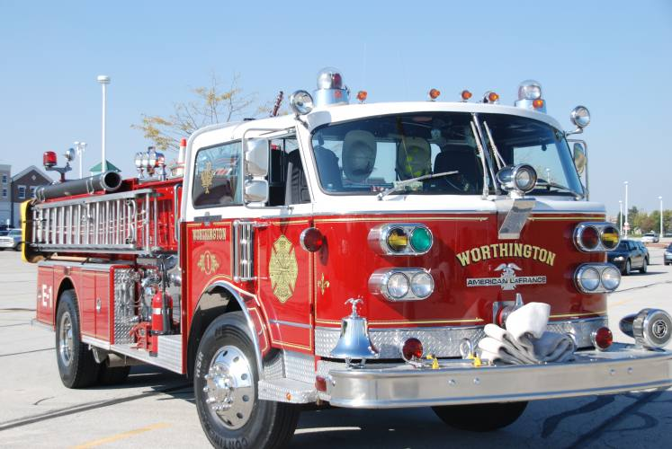 1977 American LaFrance Century Series Pumper For Sale