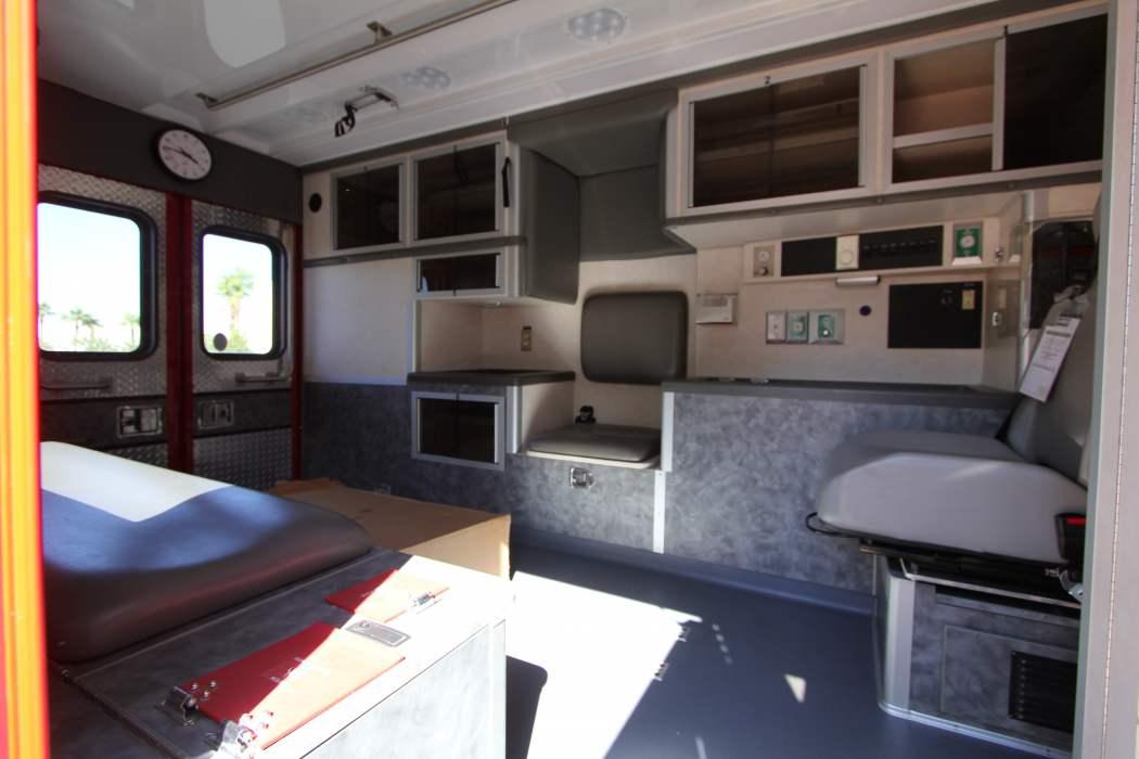 Used Work Trucks >> 1509 Summit County EMS - 2016 Dodge RAM / Wheeled Coach Ambulance Remount - Firetrucks Unlimited