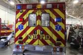 1539 North Davis Fire District - 2017 RAM 3500 Ambulance Remount