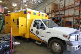 1540 Carson City Fire Department - 2016 Chevy/Road Rescue Ambulance Remount