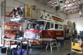 1570 Salt River Fire Department - 2006 American LaFrance Aerial Refurbishment