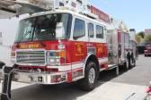 1570 Salt River Fire Department - 2006 American LaFrance Aerial Refurbishment
