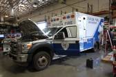 1616 Arvada Fire Rescue - 2017 Ford F450 Ambulance Remount