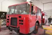 1619 Truckee Fire Department -1997 Spartan/High-Tech Pumper Refurbishment