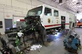 1627 Nevada National Security Site - 2000 International/KME Pumper Refurbishment