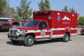 1638 Summit Fire Department - 2017 Ambulance Remount