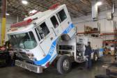 1682 Winslow Fire Department - 1998 Pierce Saber Refurbishment