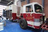 1683 Little Rock Fire Department - Pierce Lance Heavy Rescue Refurbishment