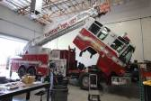 1701 Flagstaff Fire Department - 1998 Pierce Quantum Aerial Refurbishment