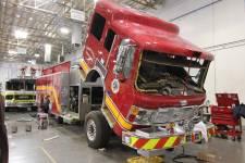 1769 Pahrump Valley Fire & Rescue - 2004 American LaFrance Eagle Refurbishment