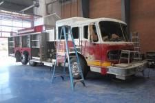 1770 Pahrump Valley Fire & Rescue - 2004 American LaFrance Eagle Refurbishment