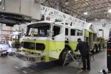 1775 Montclair Fire Department - 2003 ALF Platform Refurbishment