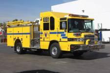 1807 Clark County Fire Department - 2005 Pierce Quantum Refurbishment