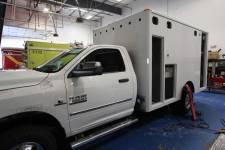 1813 Bullhead City Fire Department - 2018 Ambulance Remount