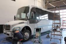 1819 Arizona Fire & Medical - 2014 Freightliner Rehab Bus Conversion