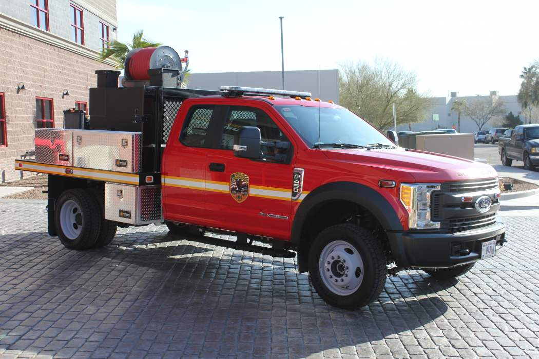 mission support  test services  ford  skid unit brush truck firetrucks unlimited