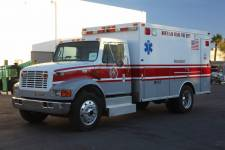 1843 North Las Vegas Fire Department - 2018 Ambulance Remount