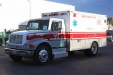 1844 North Las Vegas Fire Department - 2018 Ambulance Remount