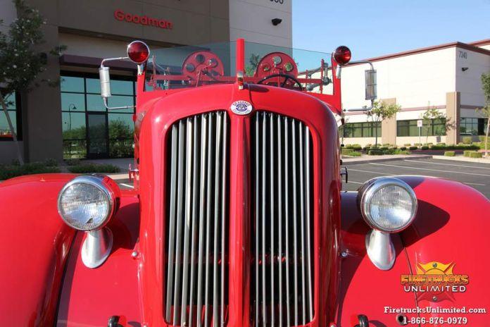 1950 Seagrave Fire Truck   Firetrucks Unlimited