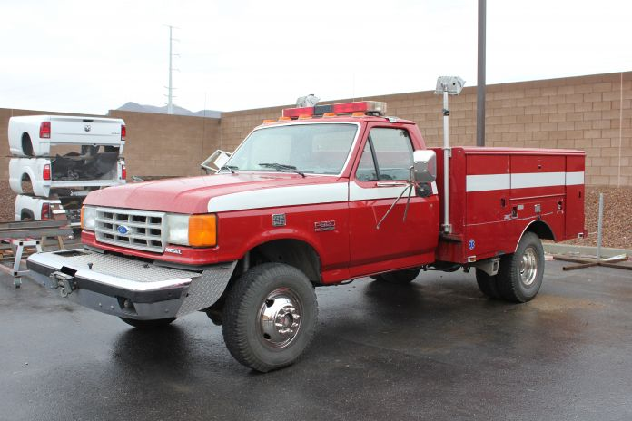Brush Trucks For Sale >> 1988 Ford 4x4 Wildland Firetrucks Unlimited