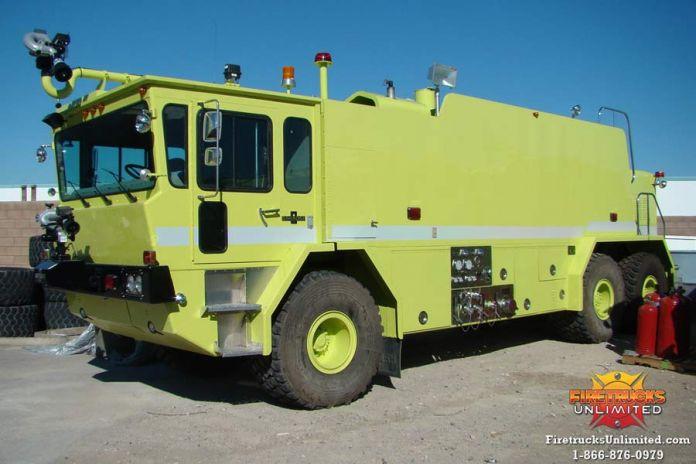 1988 Oshkosh T-3000 ARFF Truck
