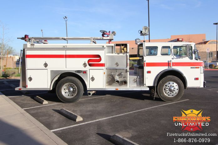 Used Trucks For Sale In Pa >> 1990 Ford E-One Pumper For Sale | Firetrucks Unlimited