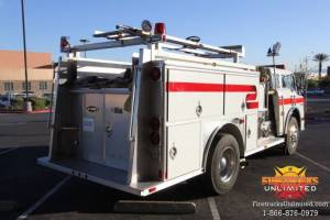 Ford / E-One Pumper