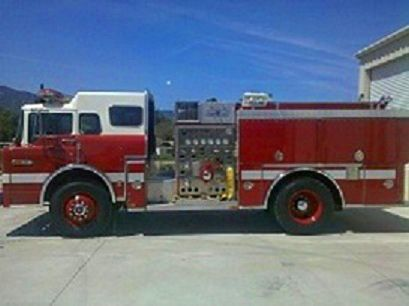 1990 Ford Smeal Type 2/Wildland Engine