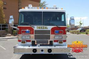 Drexel Heights Fire District Pierce Pumper Refurbishment
