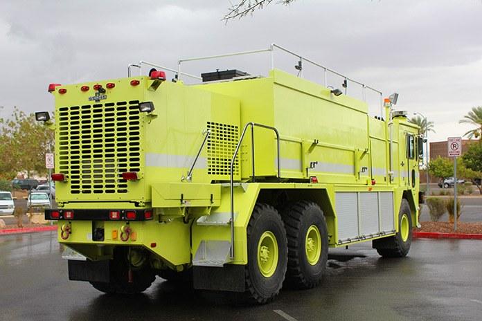 Oshkosh T 3000 Fire Truck