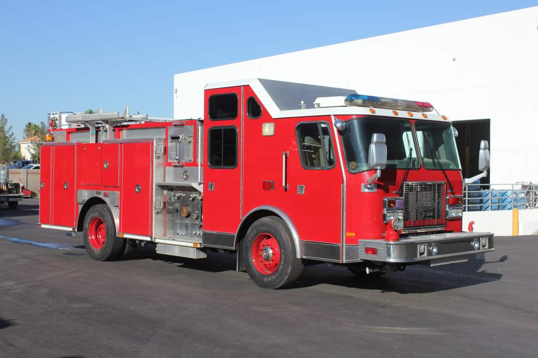 1998 E-One Pumper For Sale