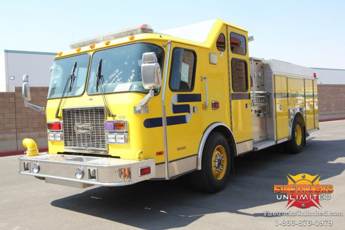 1998 E-One Pumper #2