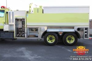 1998 Ford LT9000 Tactical Water Tender w/ CAFS