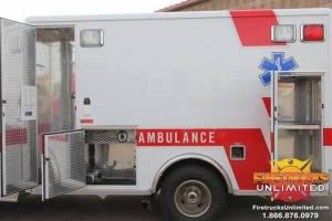2003 Horton Ambulance F350 4x4