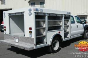Clark County Coroners Truck