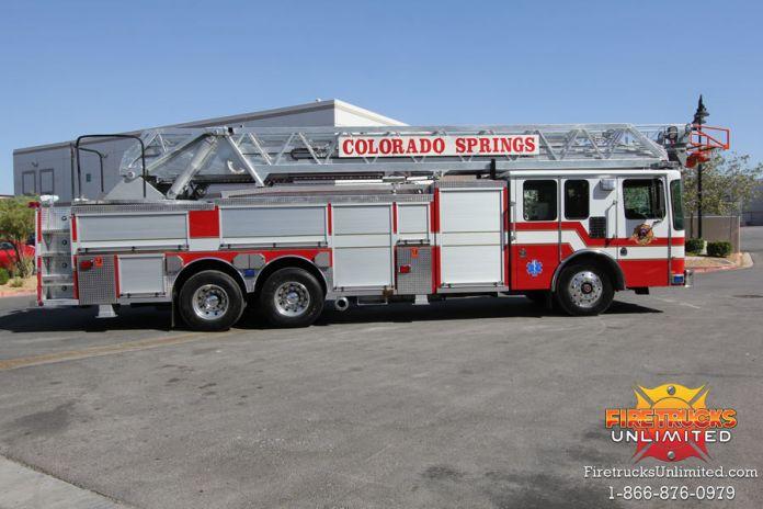HME Aerial | Firetrucks Unlimited
