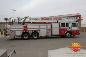 Colorado Springs - HME 100 Ft Aerial
