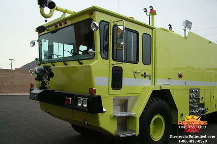 First Support Service Oshkosh T-3000 #5 - Firetrucks Unlimited