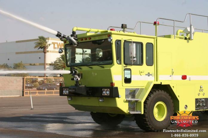 First Support Services Oshkosh T-3000 #2