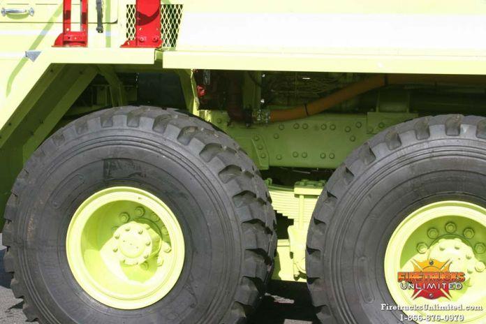 First Support Services Oshkosh T-3000 #2 - Firetrucks ...