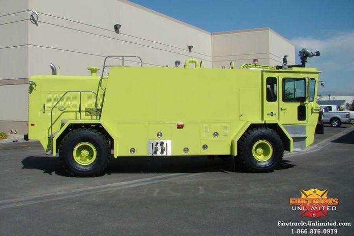 First Support Services Oshkosh T-3000 #3 - Firetrucks ...