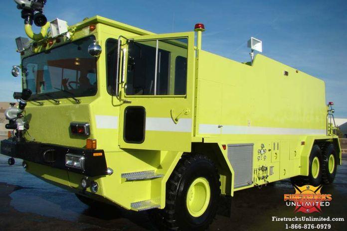 First Support Services Oshkosh T-3000 #1 - Firetrucks ...