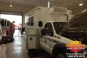 Division of Forestry - Remount Unit B
