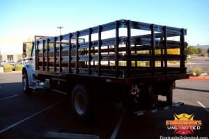 Freightliner 18 Foot Flatbed