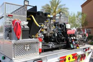 Firetrucks Unlimited Type 6 Brush Trucks